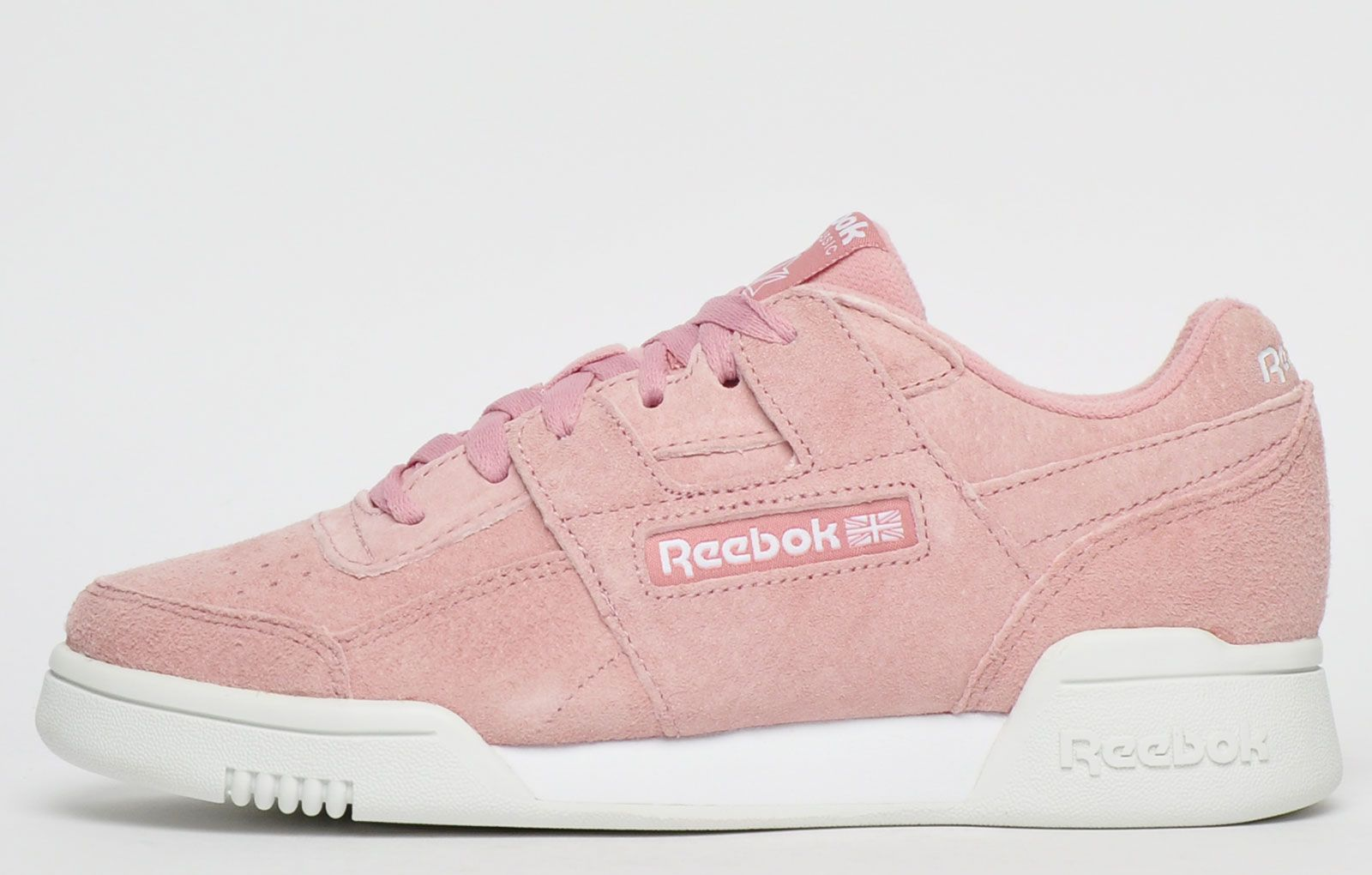 Reebok Classics Workout Lo Plus Womens