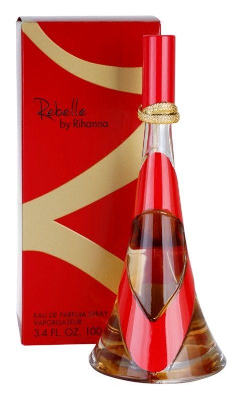 Rihanna Rebelle Eau De Parfum 100Ml