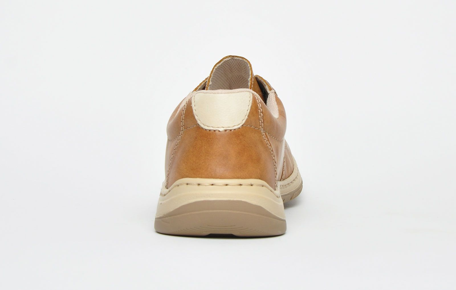 Rieker Lace Up Casual Mens Wide Fit