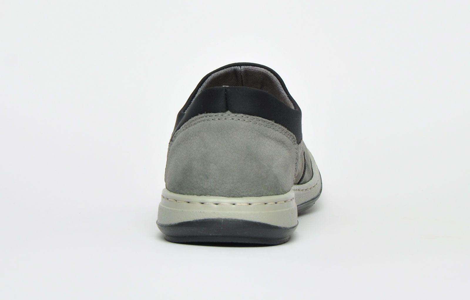 Rieker Comfort Slip On Mens Wide Fit