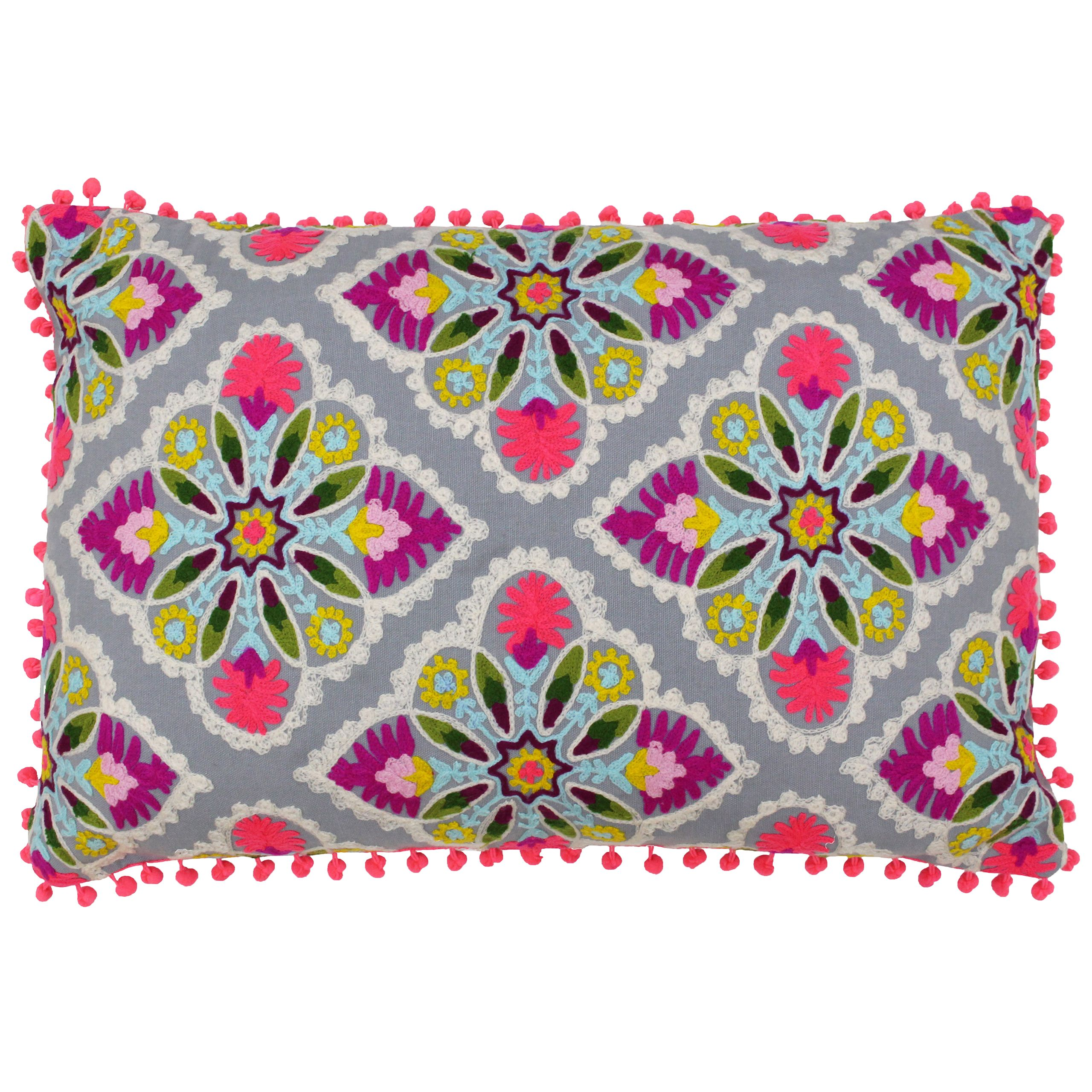 Rosa Tile Polyester Filled Cushion