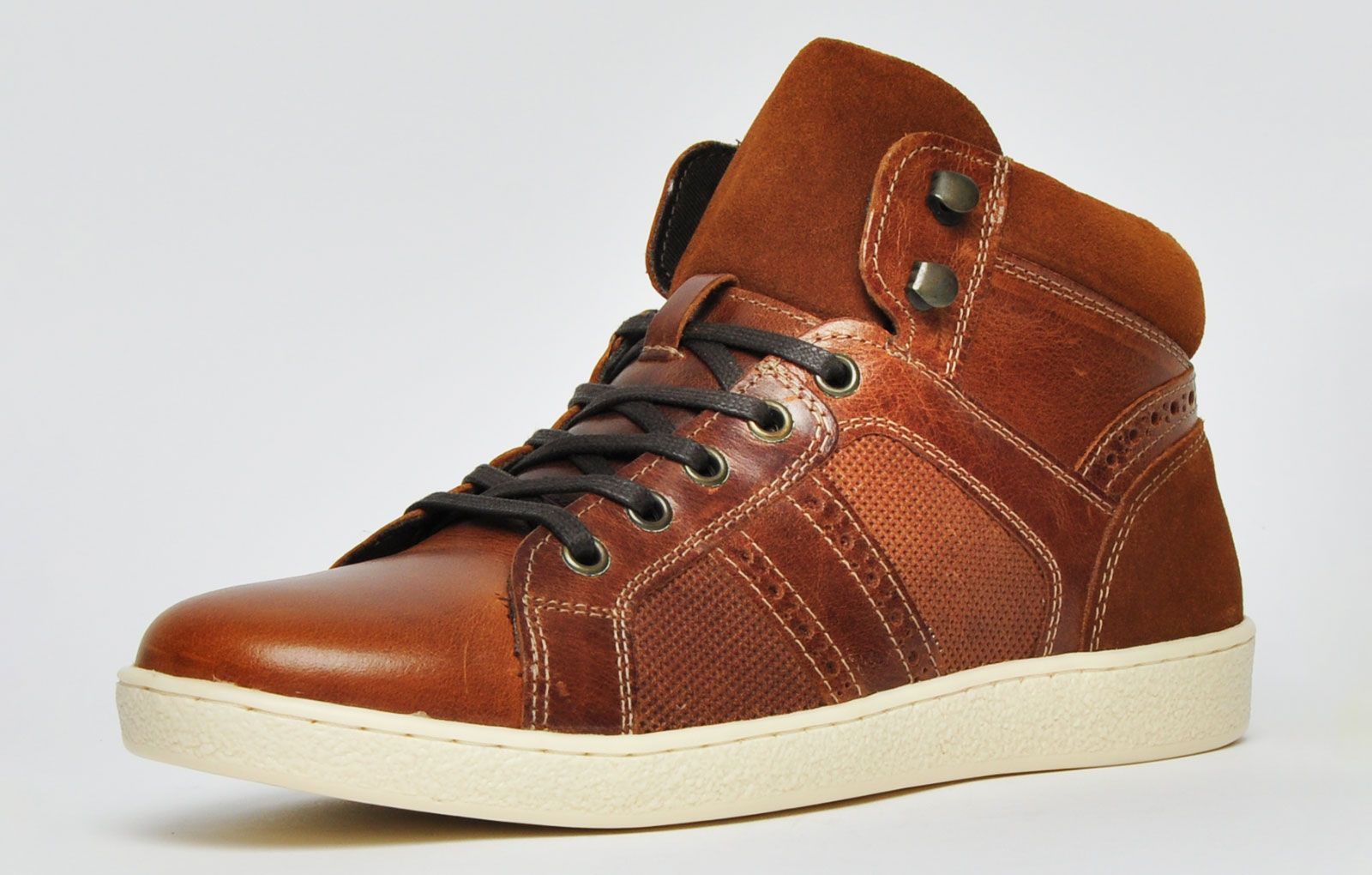 Red Tape Manley Leather Mens
