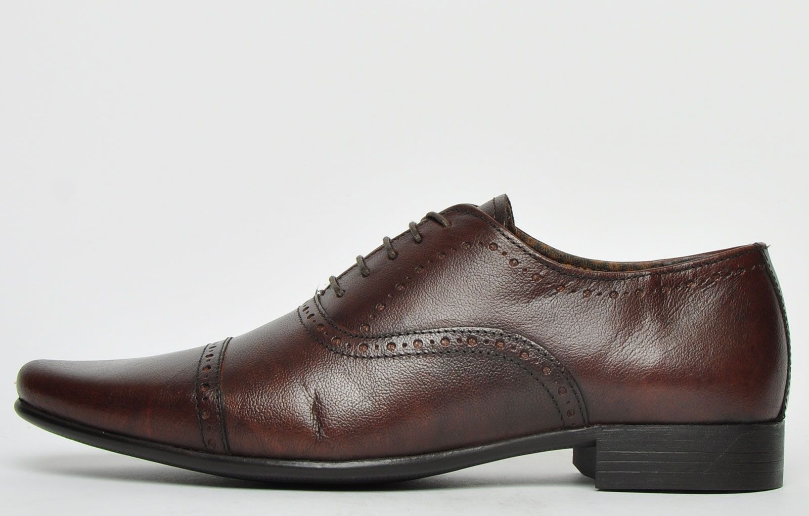 Red Tape Alberta Leather Mens