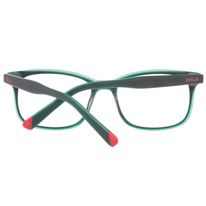 Replay Optical Frame RY104 V04 54 Men Green