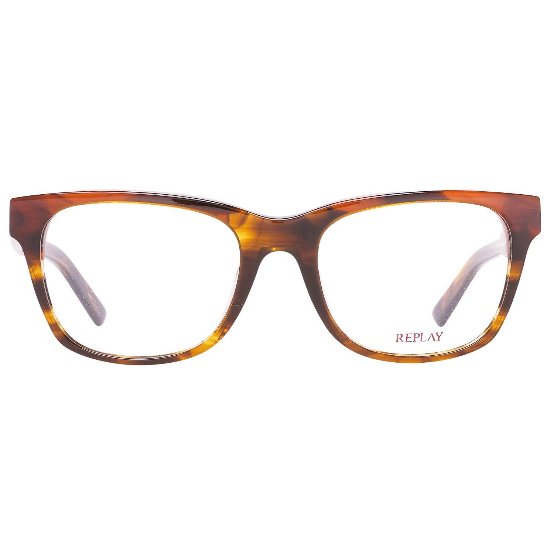 Replay Optical Frame RY107 V02 53 Men Brown