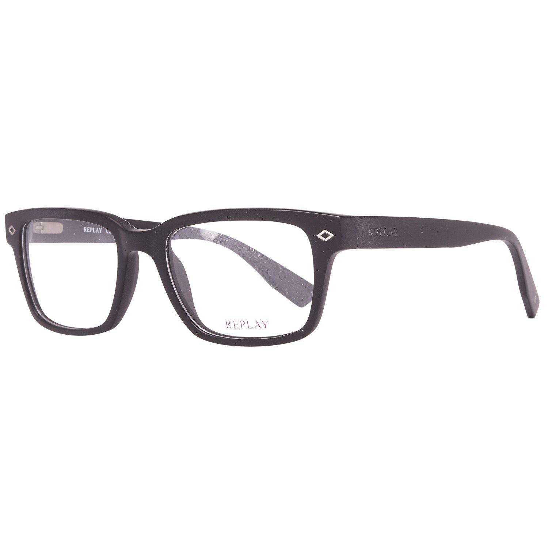 Replay Optical Frame RY125 V01 52 Men Black