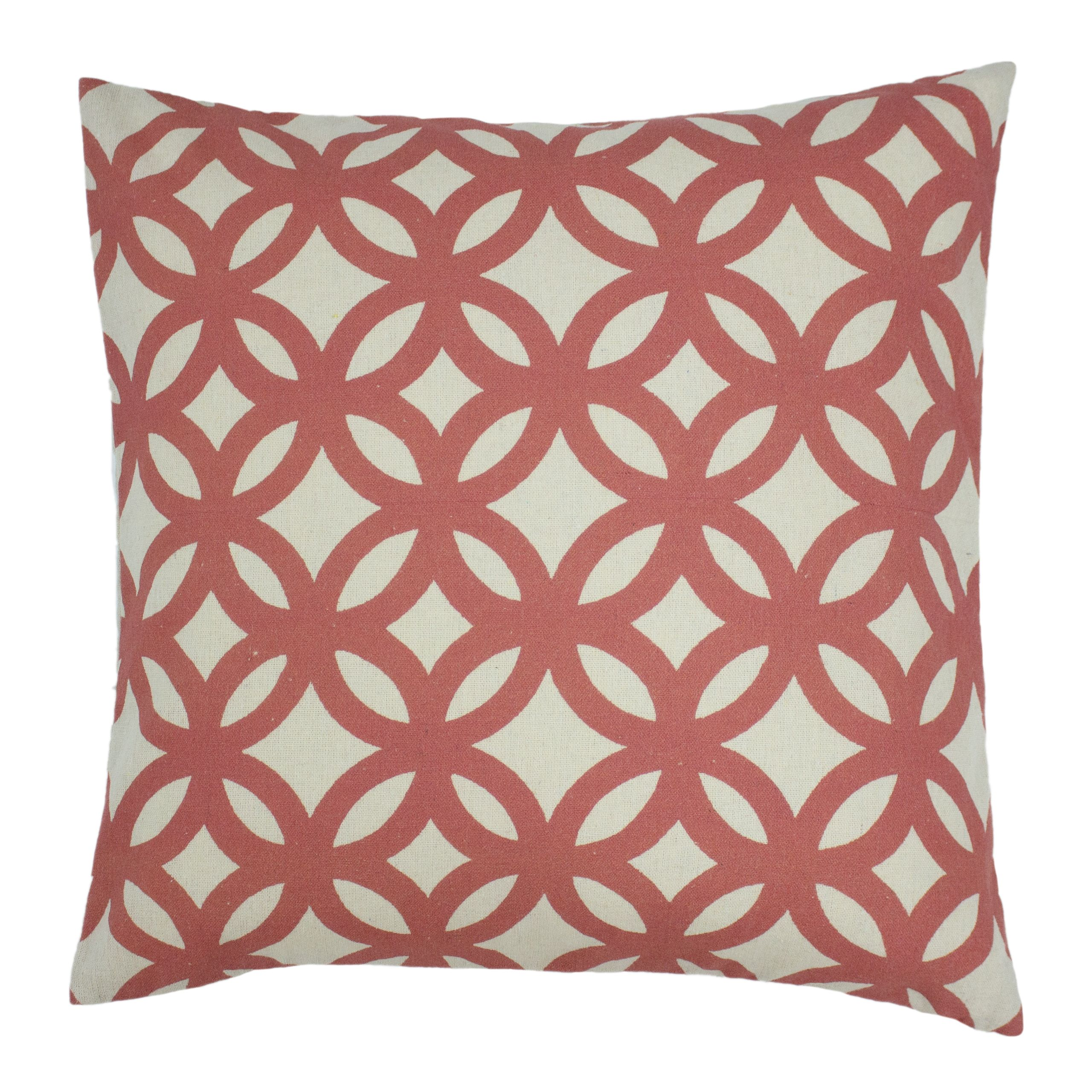 Rocco 45X45 Poly Cushion Berry
