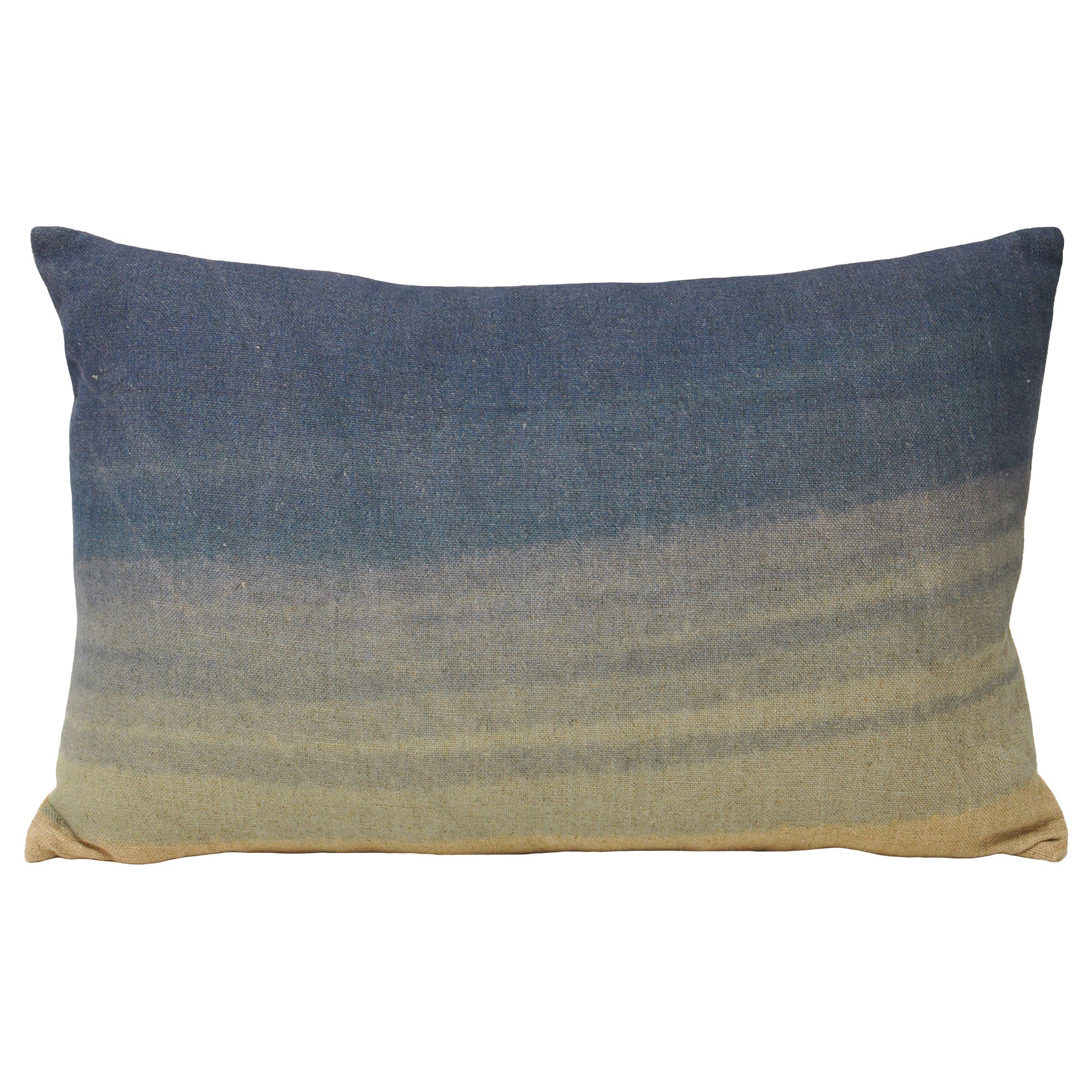 Seashore Polyester Filled Cushion