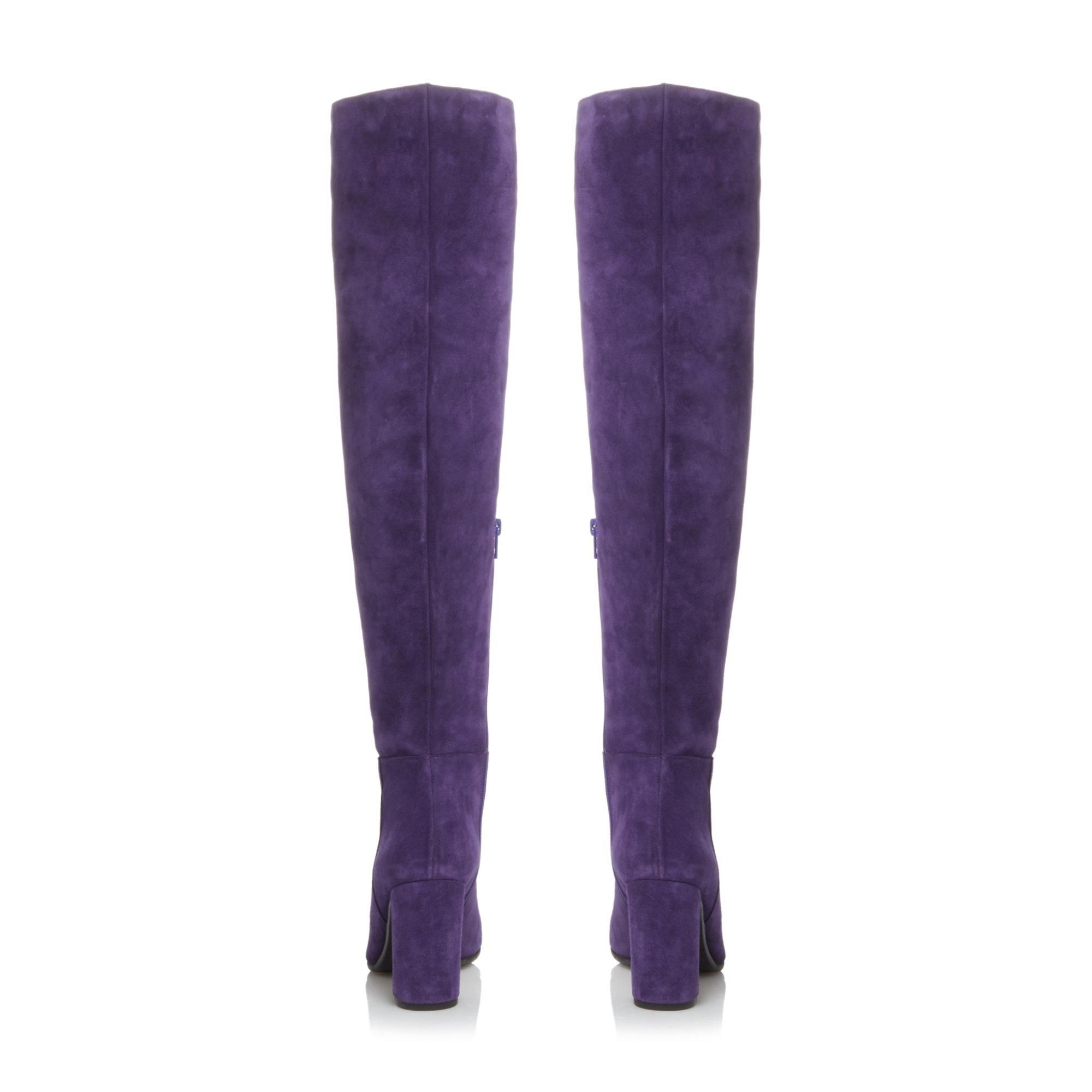 Dune Ladies SELSIE Over The Knee Boots