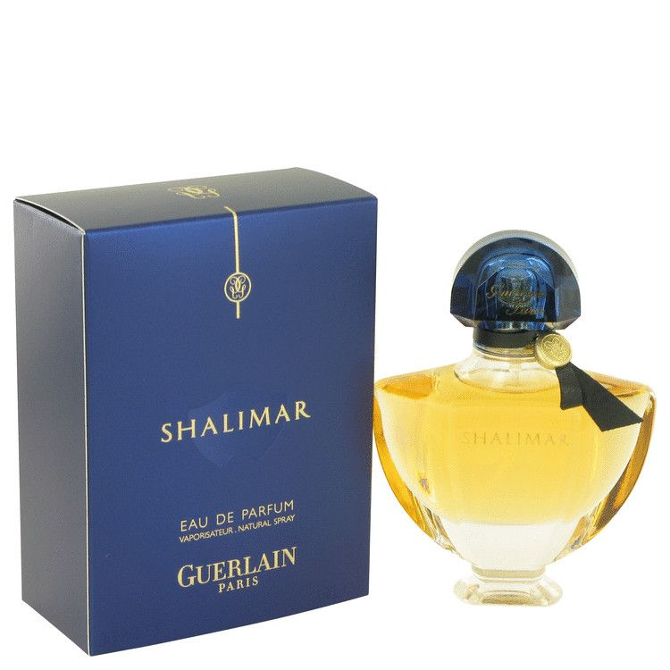 Shalimar Eau De Parfum Spray By Guerlain 30 ml