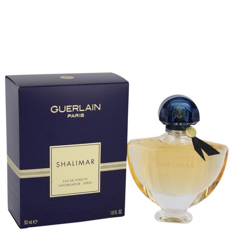 Shalimar Eau De Toilette Spray By Guerlain 50 ml