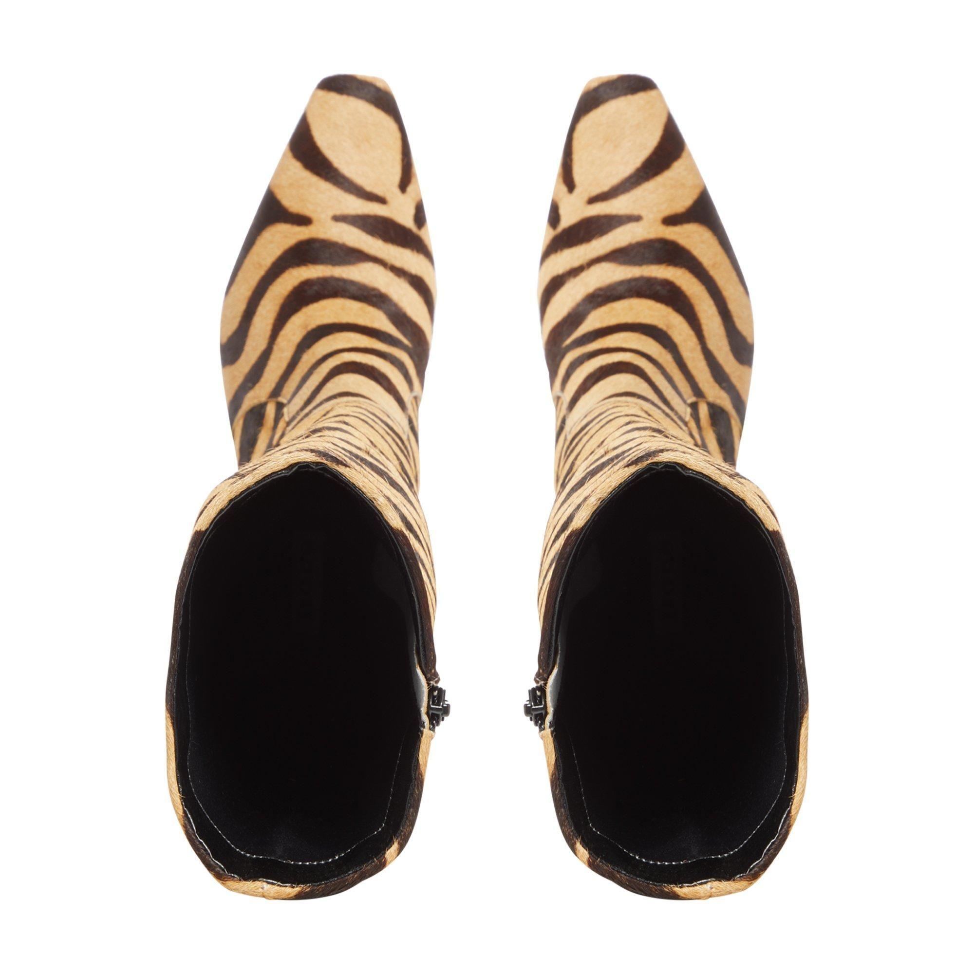 Dune Ladies SHAYA Flat Heel Knee High Boots