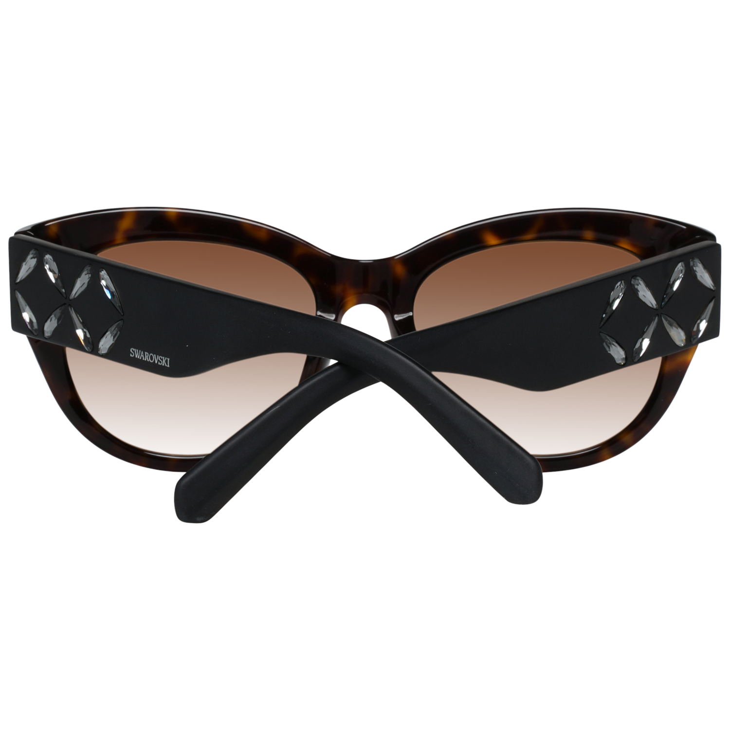 Swarovski Sunglasses SK0127 52F 54 Women Brown