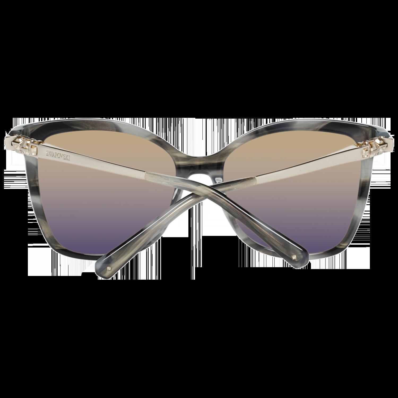 Swarovski Sunglasses SK0154-H 20C 54 Women Grey