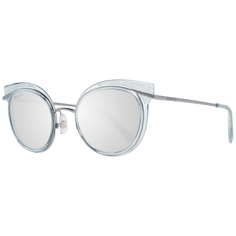 Swarovski Sunglasses SK0169 84X 50 Women Blue