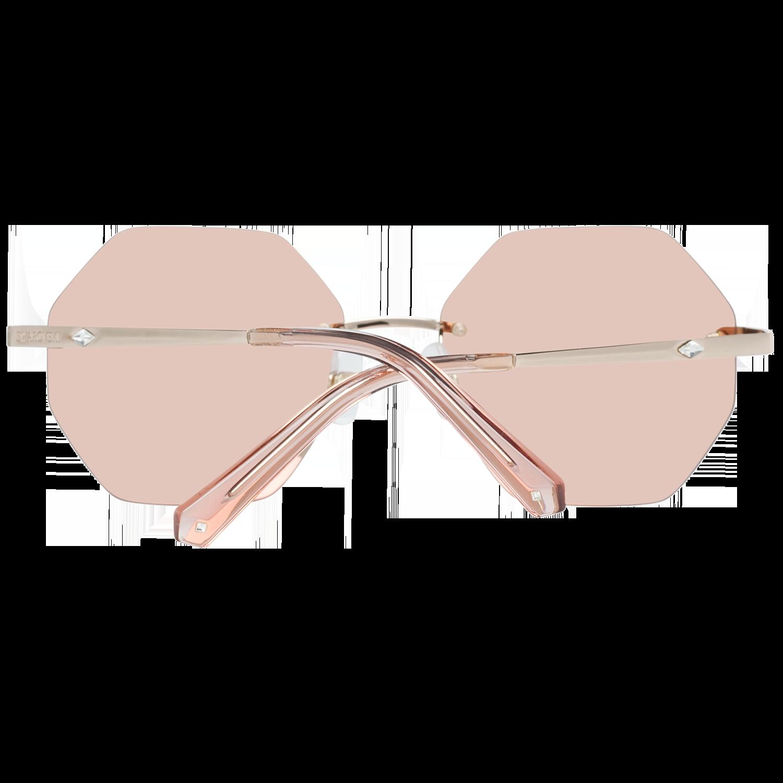 Swarovski Sunglasses SK0193 28U 56 Women Gold