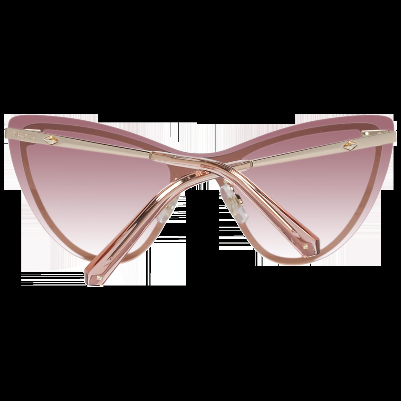 Swarovski Sunglasses SK0200 28F 00 Women Rose Gold