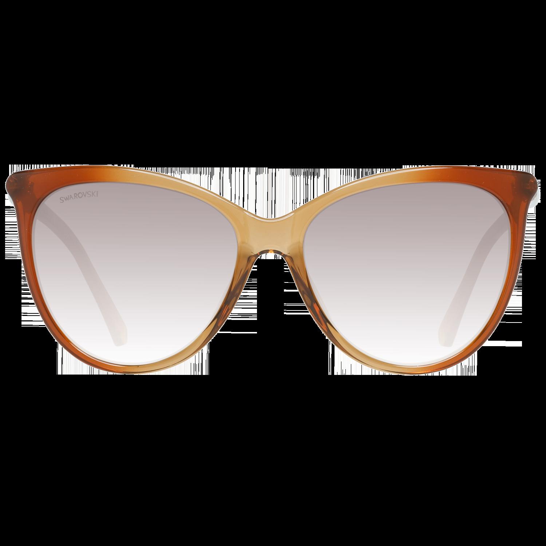 Swarovski Sunglasses SK0226 47F 56 Women Brown