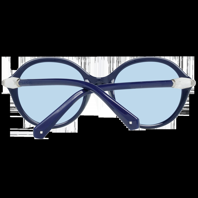 Swarovski Sunglasses SK0228 90V 51 Women Blue