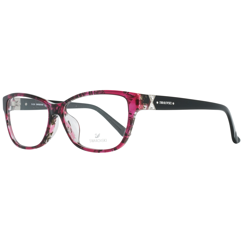 Swarovski Optical Frame SK5208-D 077 56 Women Burgundy