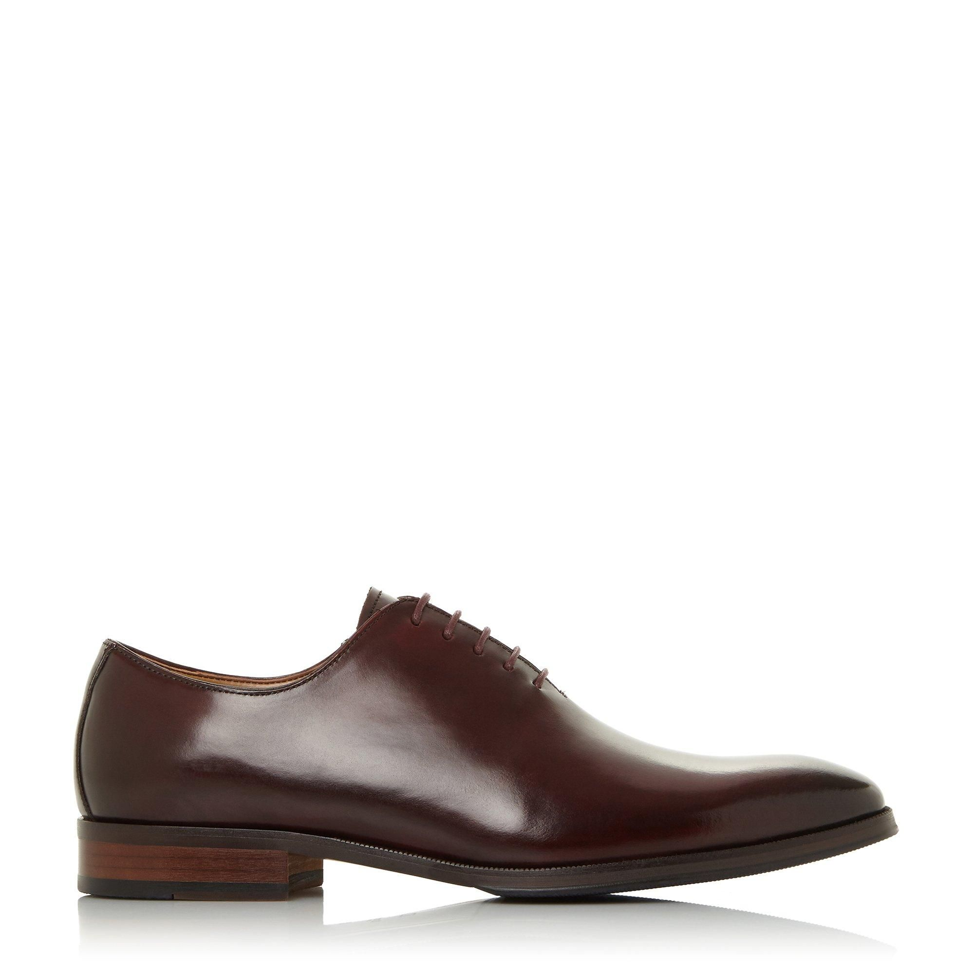 Dune Mens SOCIETY Lace Up Smart Oxford Shoes