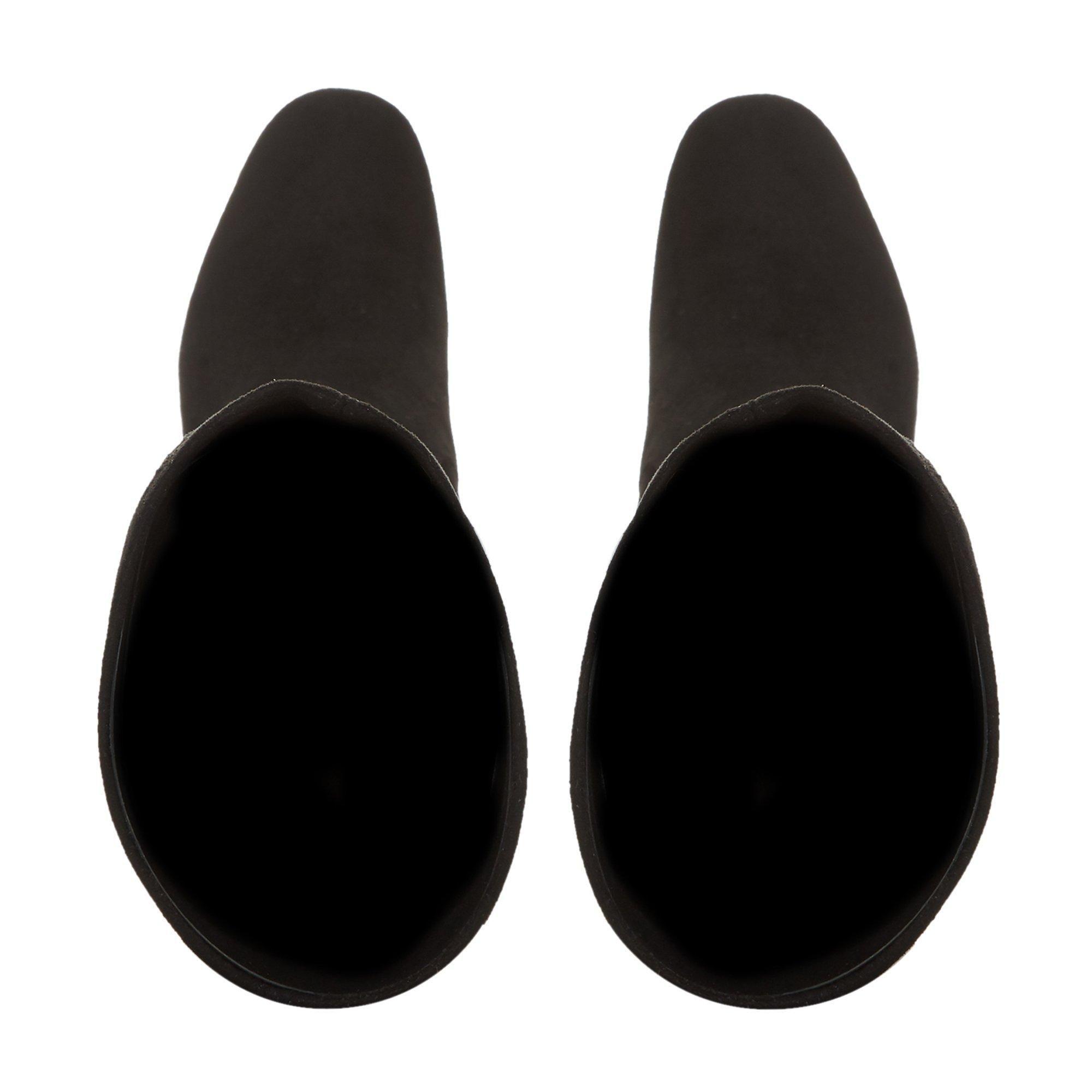 Dune Ladies STARGAZE Jewelled Heeled Knee High Boots