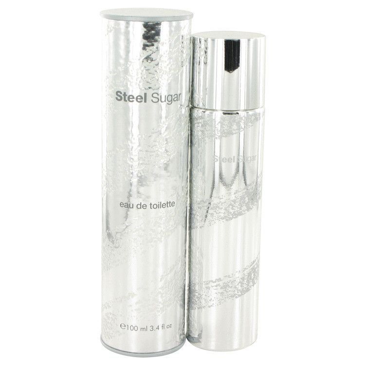 Steel Sugar Eau De Toilette Spray By Aquolina 100 ml