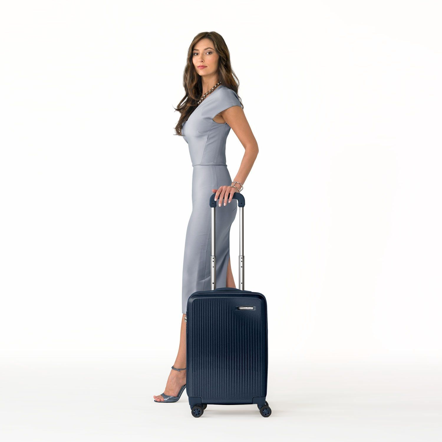 Sympatico Domestic Carry-On Expandable Spinner