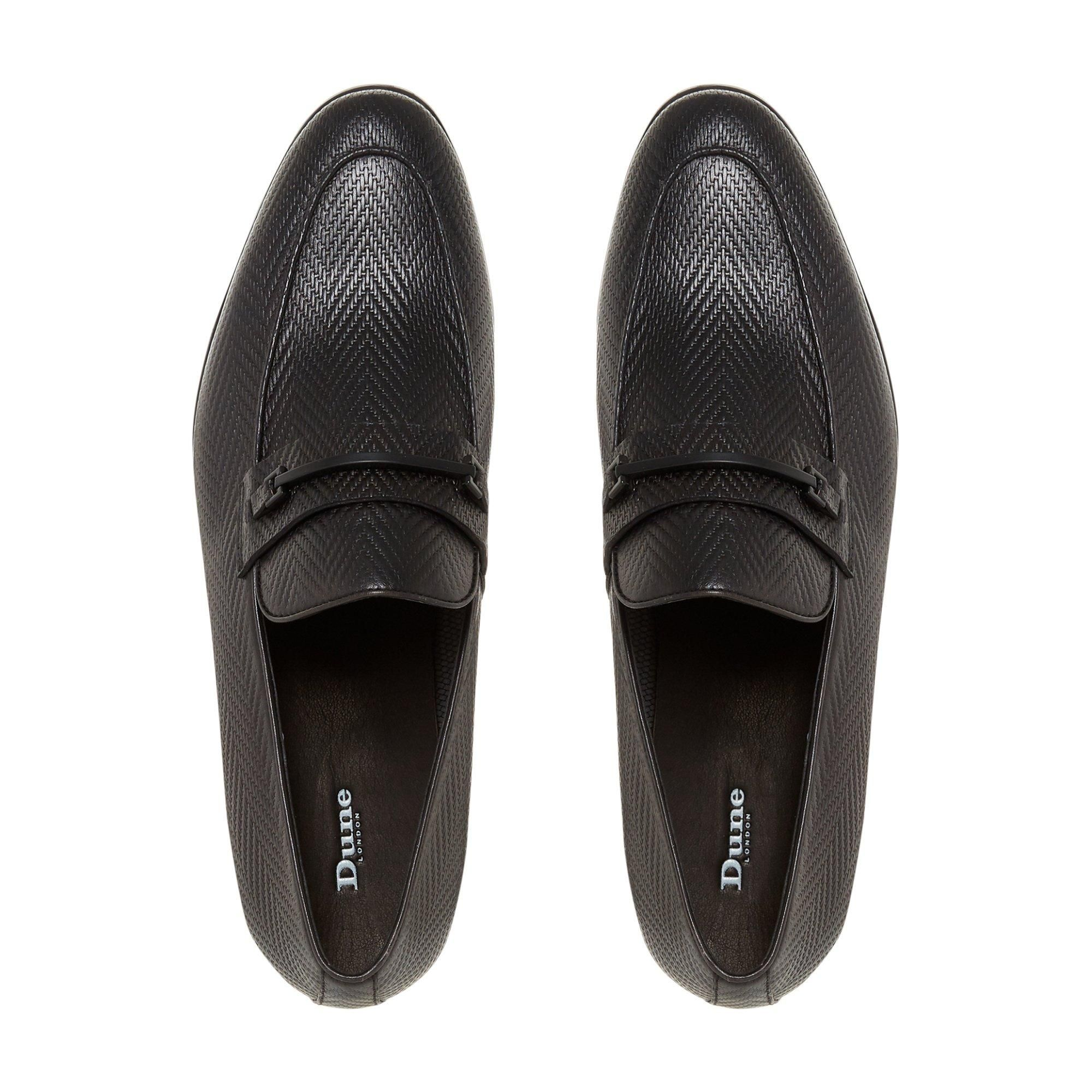 Dune Mens SURF Round Toe Loafer