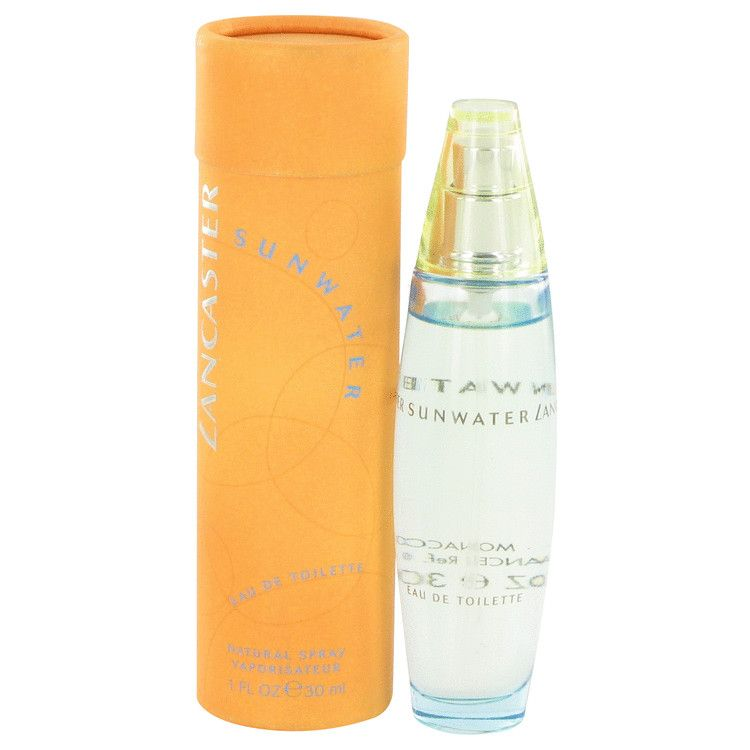 Sunwater Eau De Toilette Spray By Lancaster 30 ml