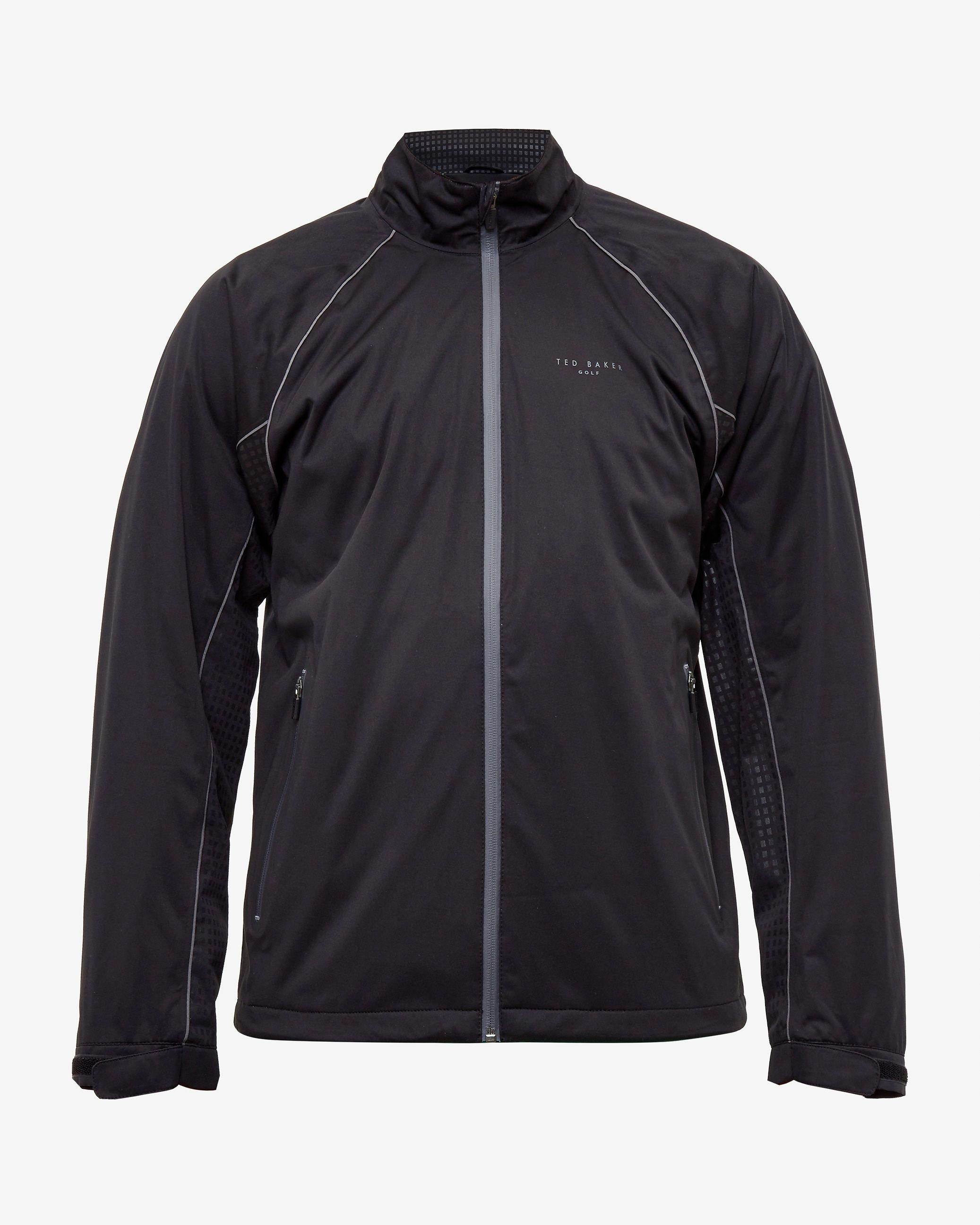 Ted Baker Swanson Waterproof Jacket, Black