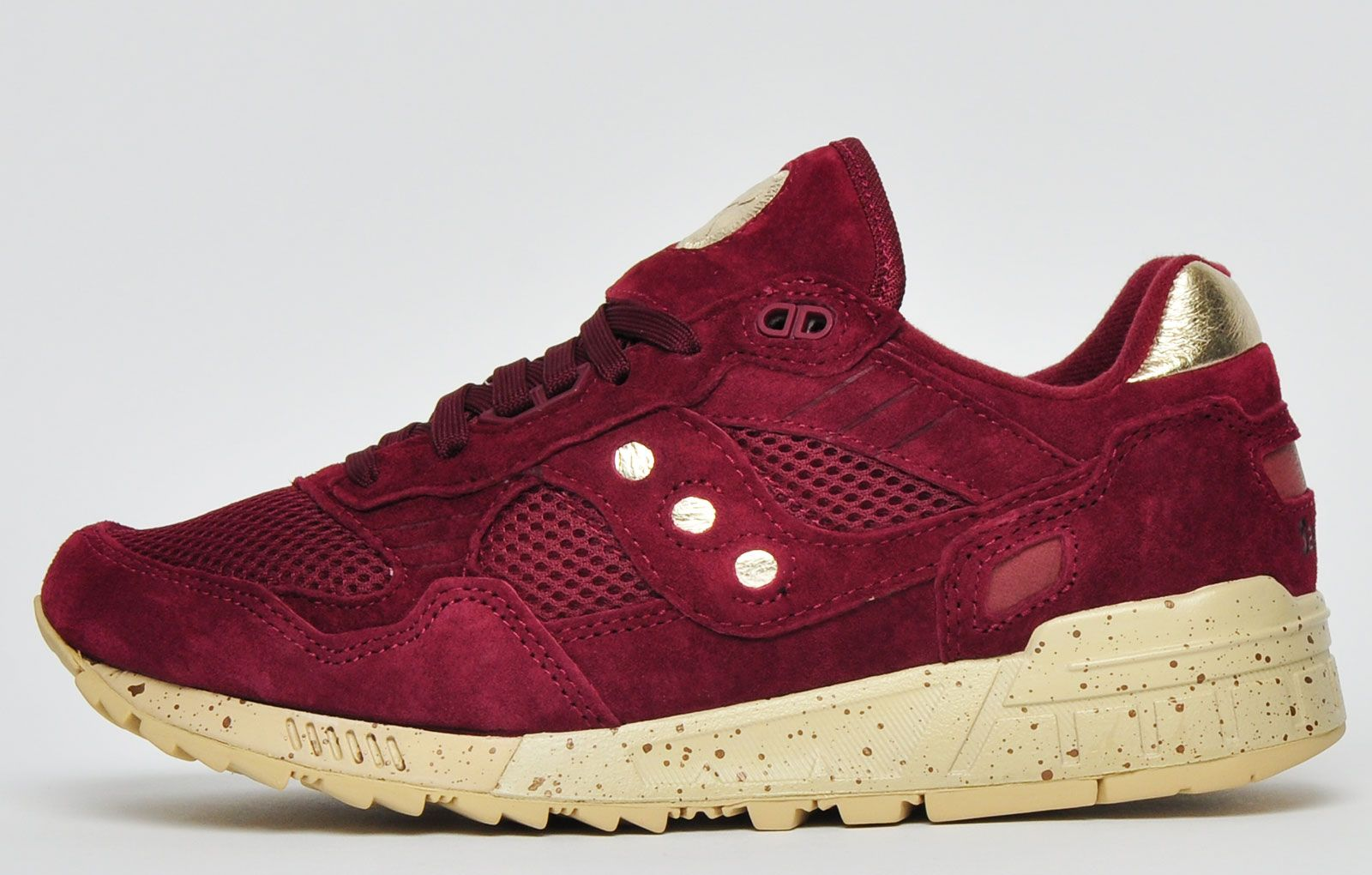 Saucony Shadow Original 5000 Gold Rush Ltd Edition Mens