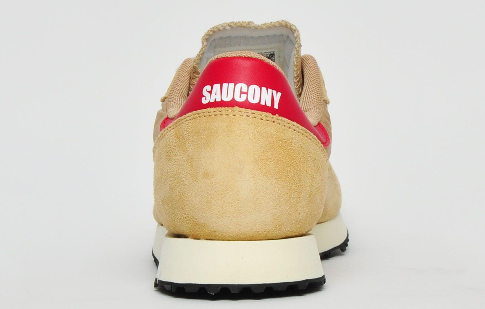 Saucony DXN Original Vintage Trainer Mens