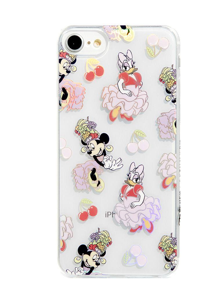 Disney x Skinnydip Minnie & Daisy Salsa iPhone X/XS Case