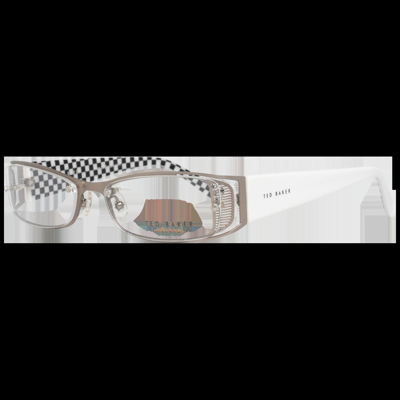 Ted Baker Optical Frame TB4135 861 55 Men Silver