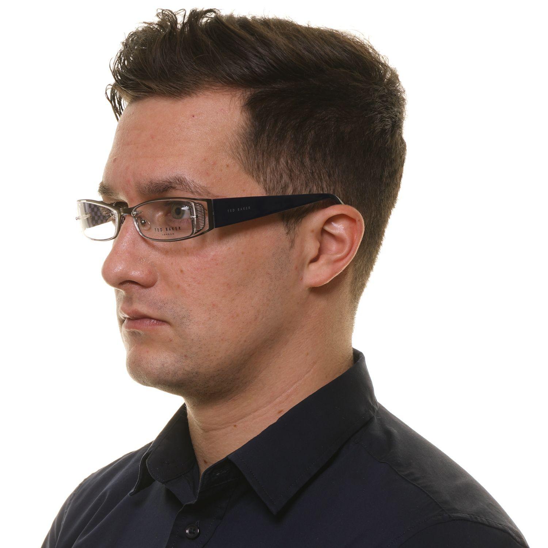 Ted Baker Optical Frame TB4135 963 55 Men Gunmetal