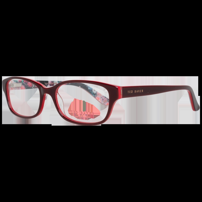 Ted Baker Optical Frame TB9075 220 53 Women Red