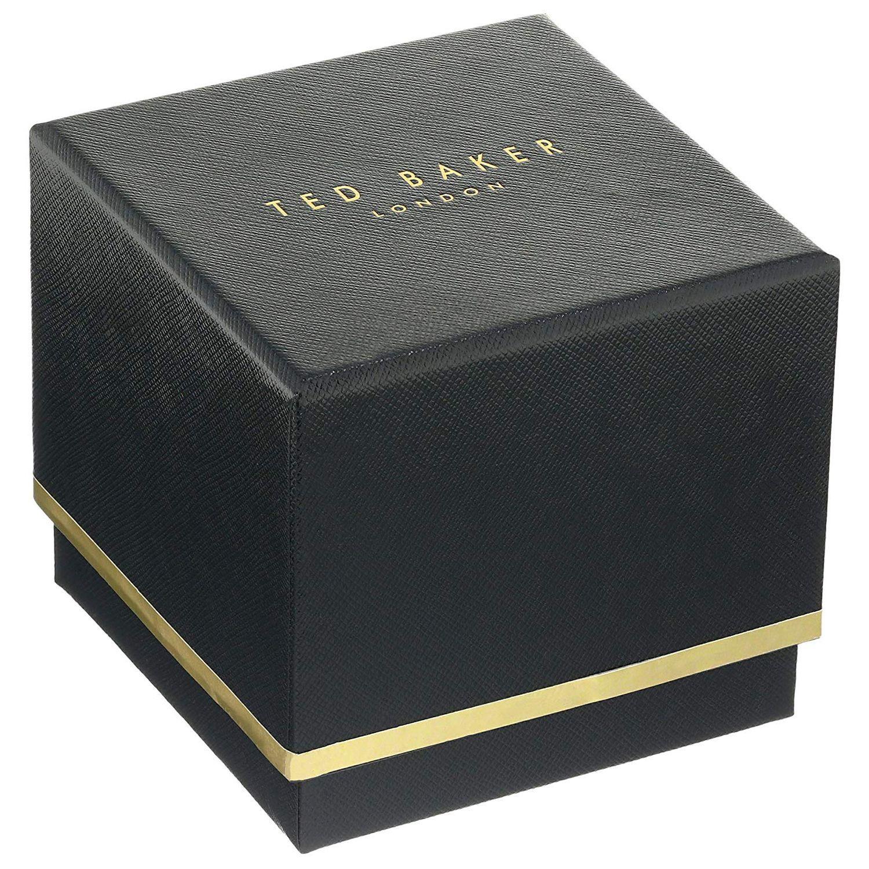 Ted Baker Watch TE50011010 Men Silver