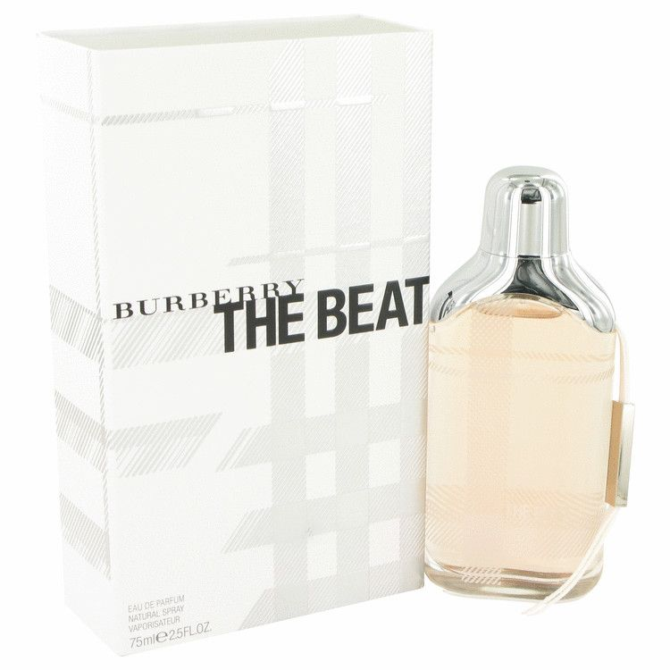 The Beat Eau De Parfum Spray By Burberry 75 ml