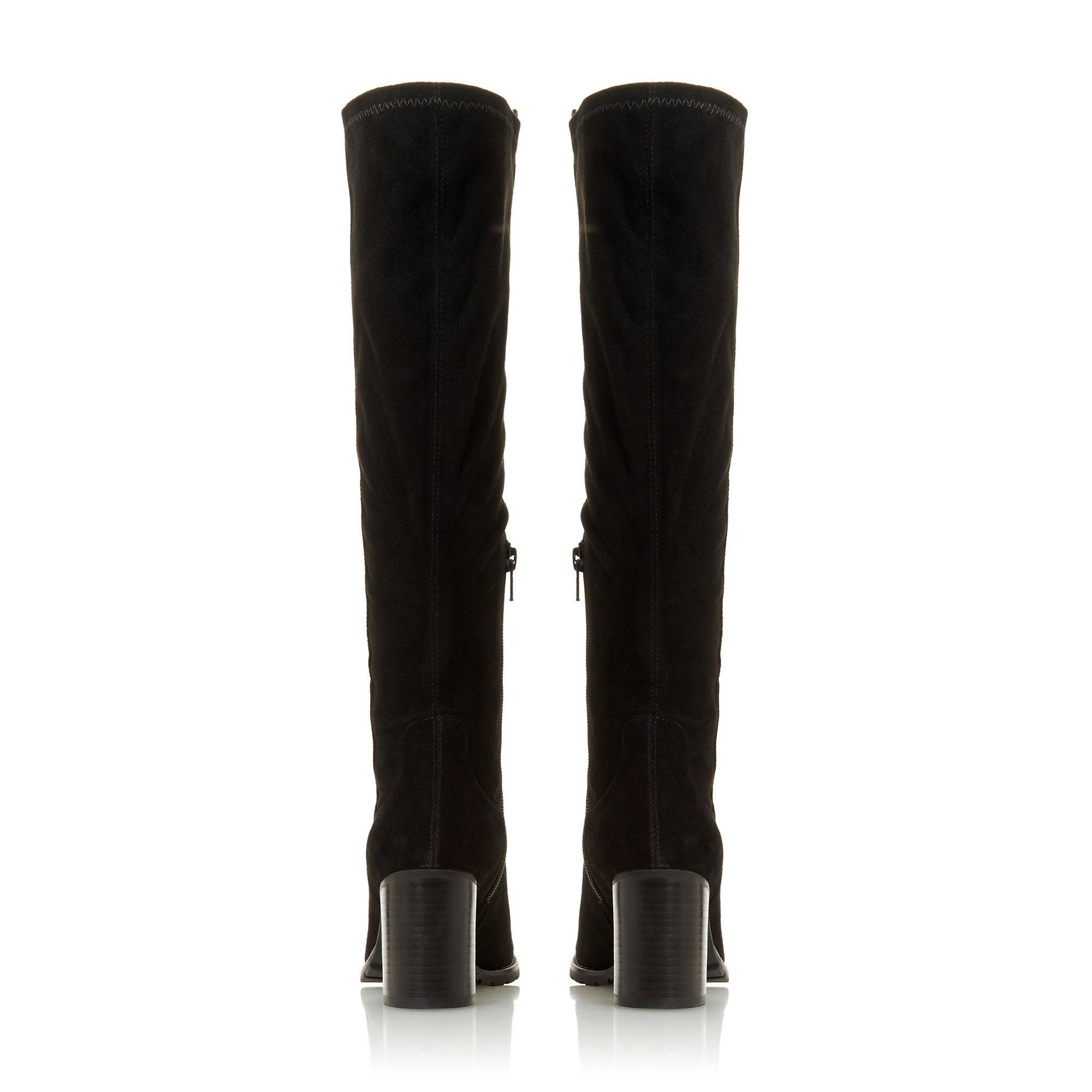 Dune Ladies TITANEUM Knee High Boots