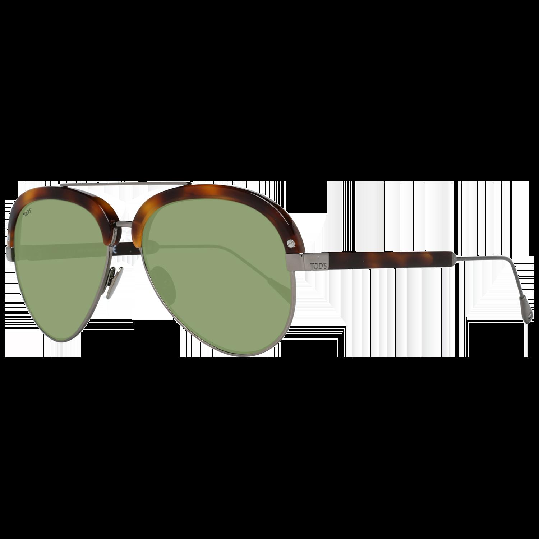 Tods Sunglasses TO0211 53N 56 Men Brown