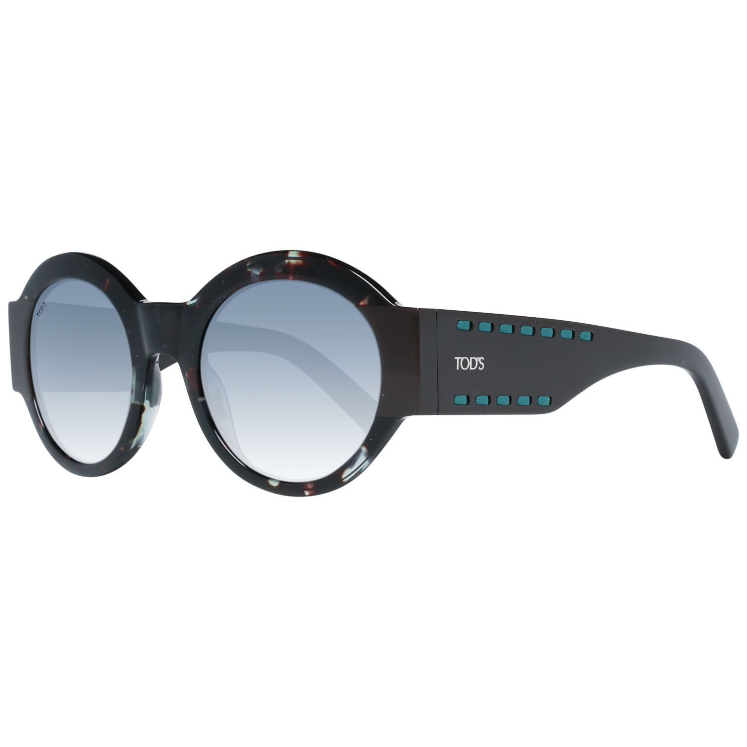 Tods Sunglasses TO0212 55W 51 Women Brown