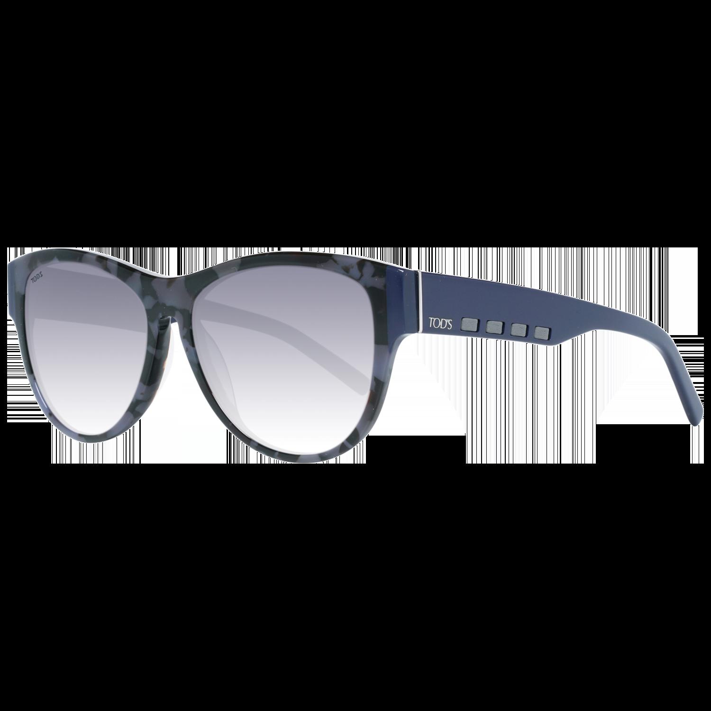 Tods Sunglasses TO0225 55B 56 Women Grey