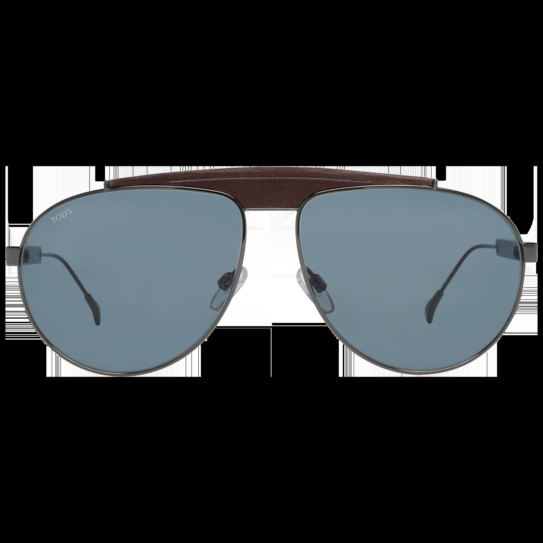 Tods Sunglasses TO0243 12V 60 Men Brown