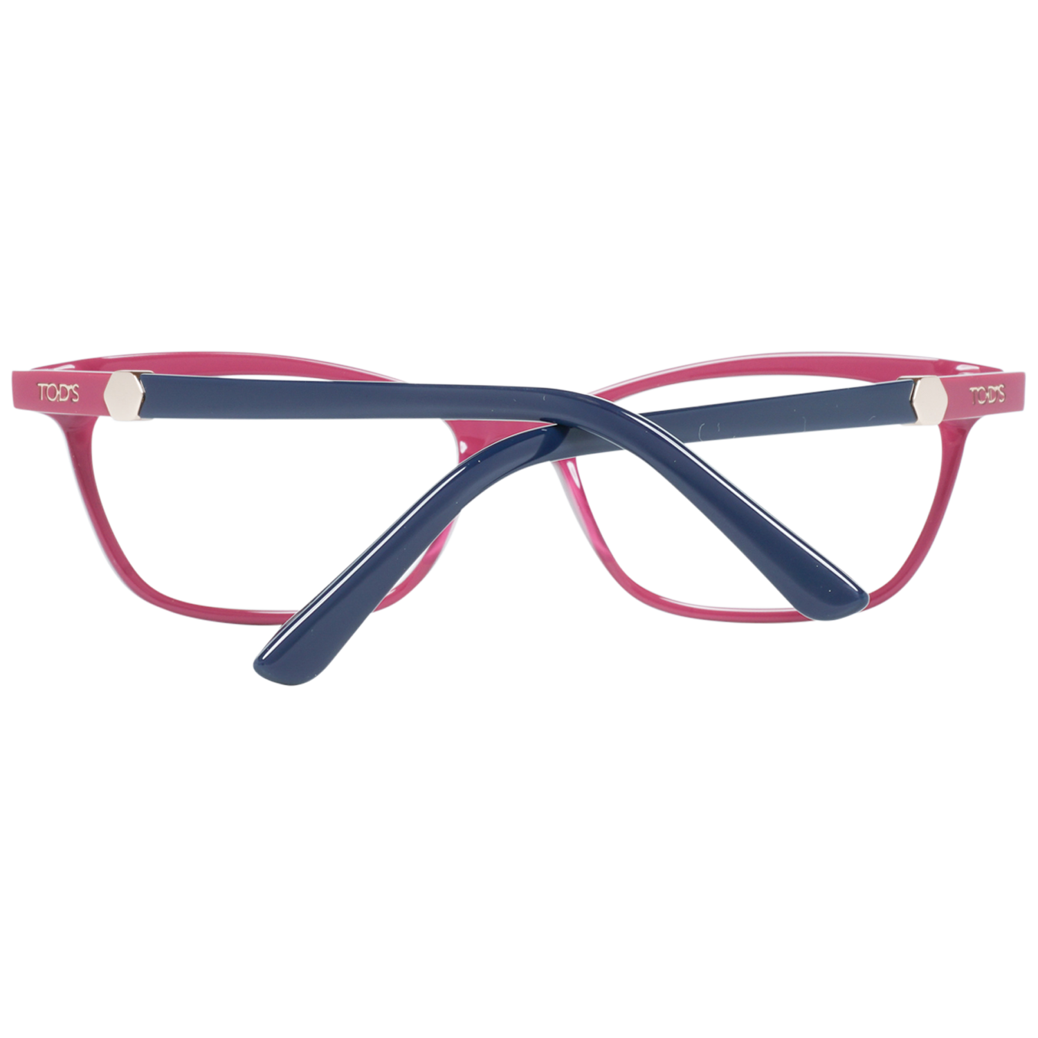 Tods Optical Frame TO5143 077 55 Women Burgundy
