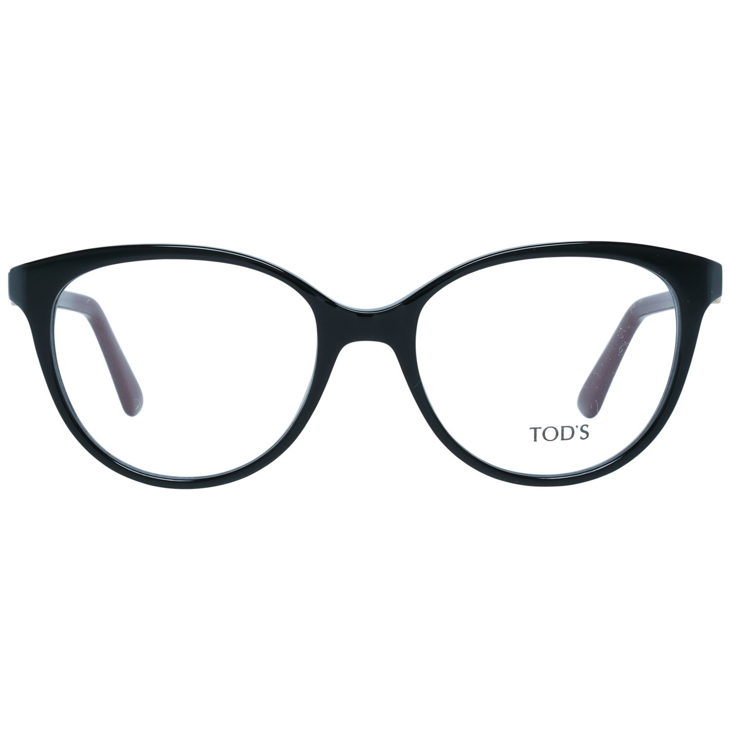 Tods Optical Frame TO5144 005 52 Women Black