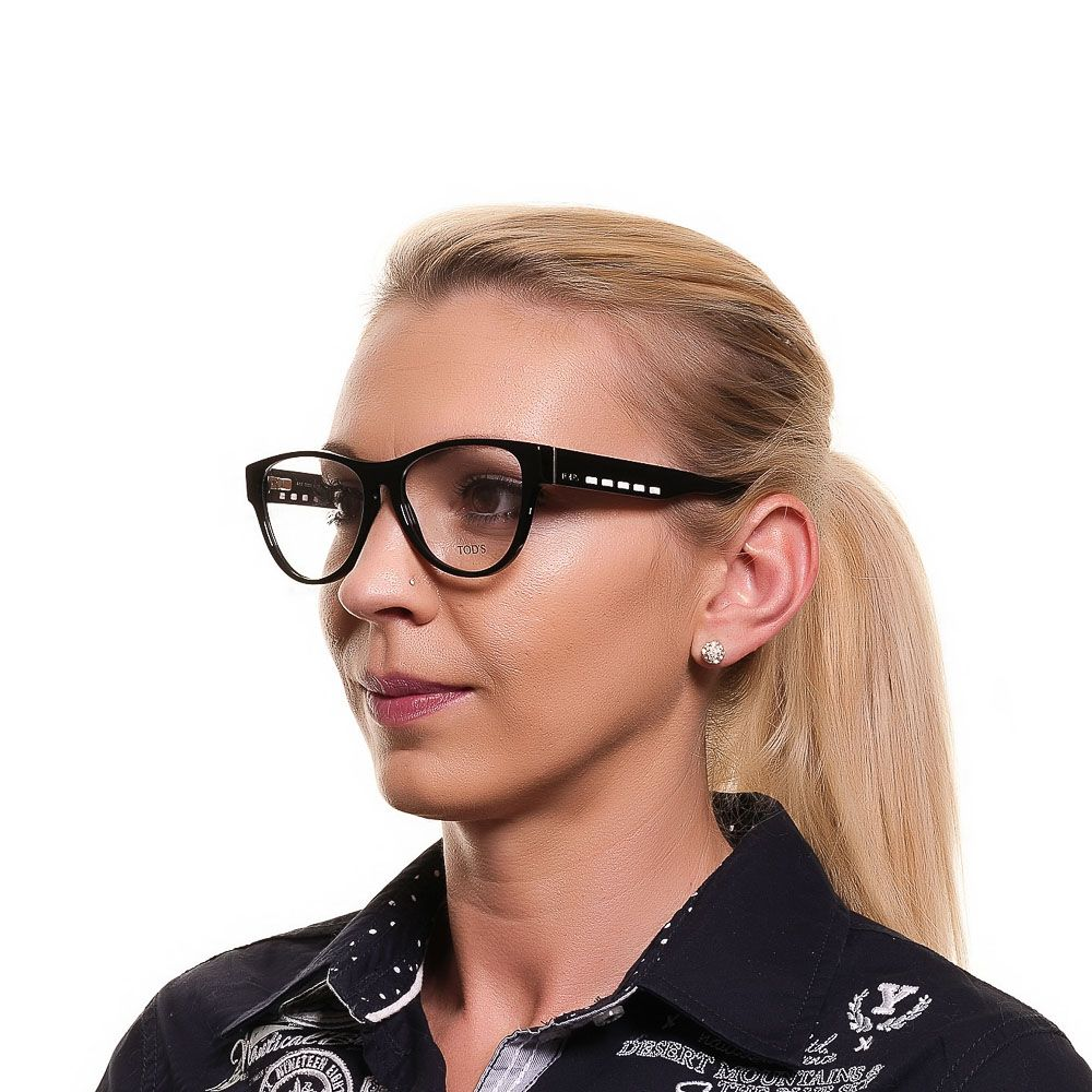 Tods Optical Frame TO5180 001 53 Women Black