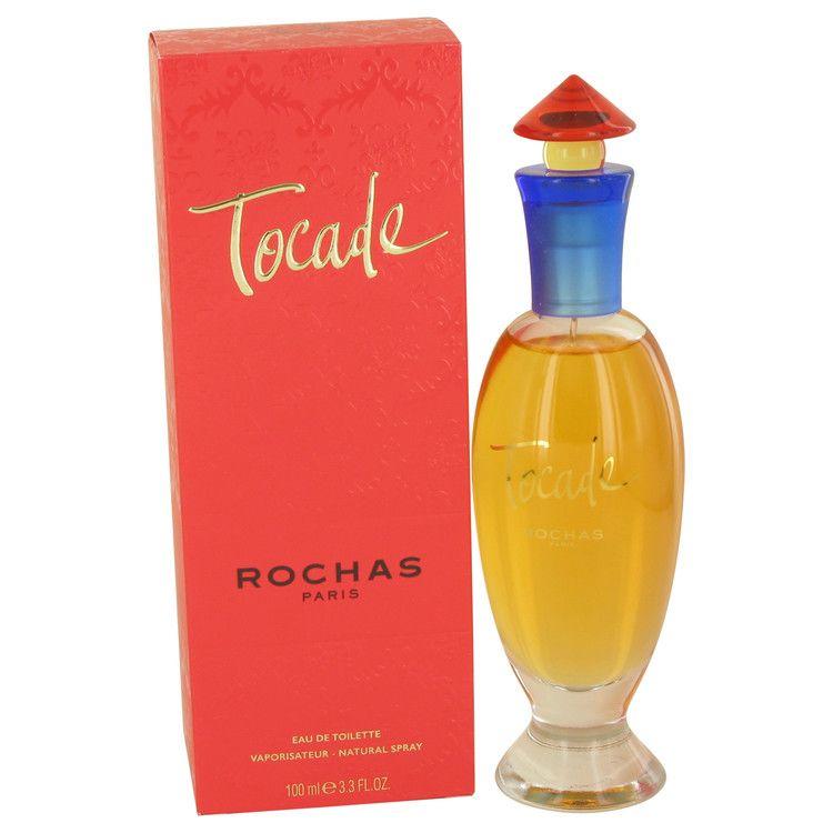 Tocade Eau De Toilette Spray By Rochas 100 ml