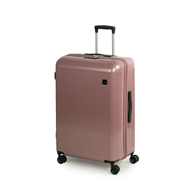 Windsor 77cm Hardshell 8 Wheel Spinner Suitcase Rose Pink
