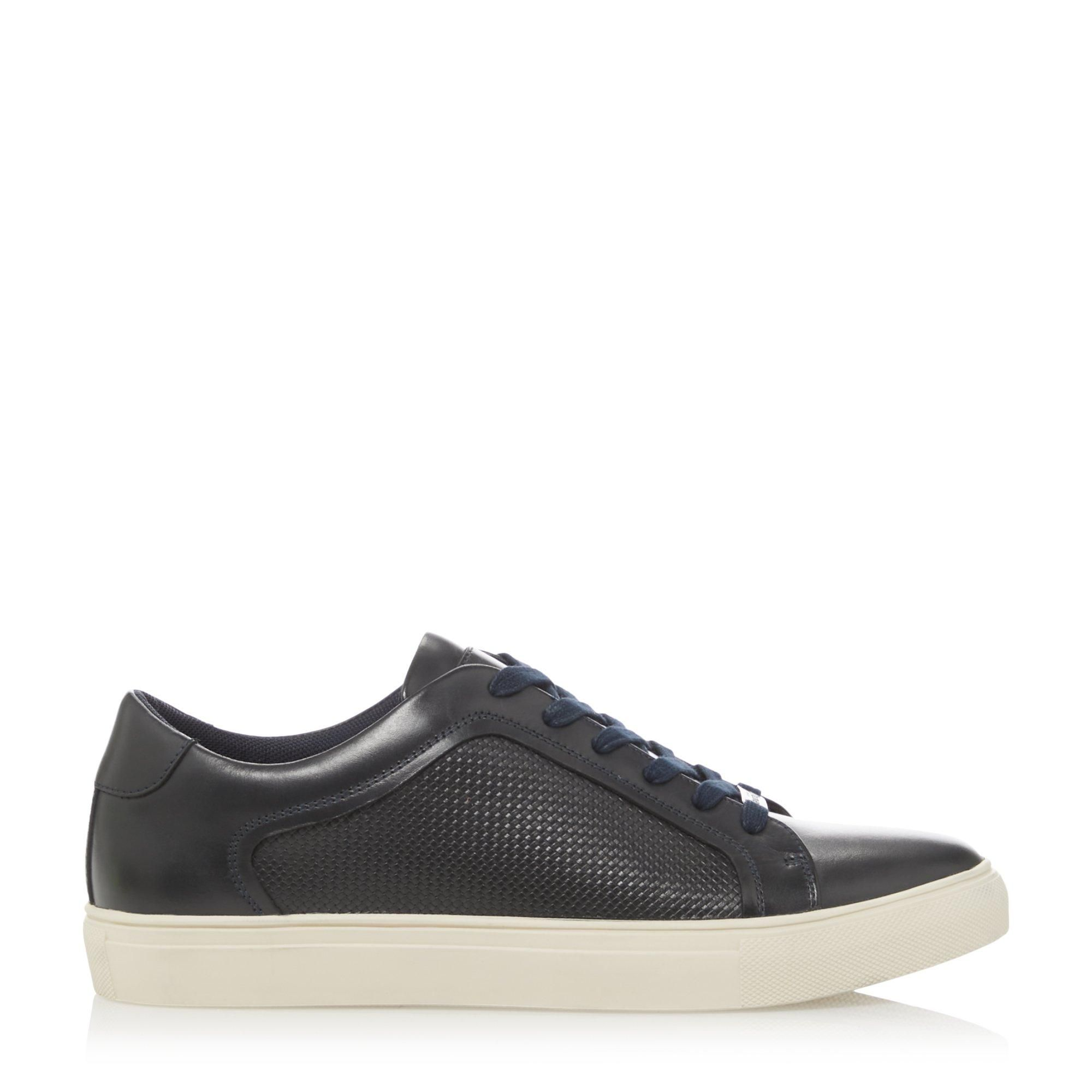 Dune Mens TRIUMPHS Lace Up Trainers
